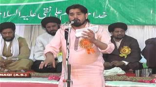 Janab Najaf Muzaffarnagri | Jashn Imam Ali Naqi (a.s.) | Bargah-e-Husaini Gauri Khalsa Hardoi