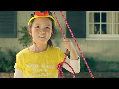 GoldieBlox & Rube Goldberg Princess Machine