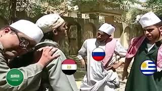 """تجميعة """"العرب في المونديال 2018"""" :)"""