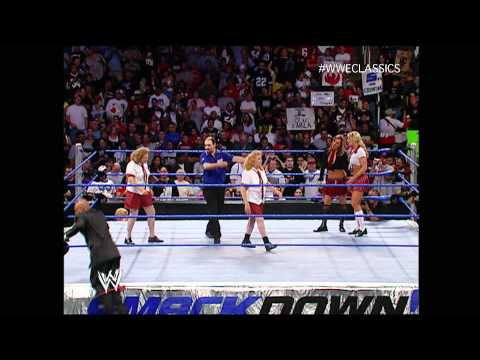 Xxx Mp4 Schoolgirl Match On SmackDown September 23 2004 3gp Sex