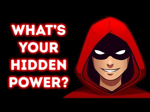 What s Your Hidden Power A True Simple Personality Test