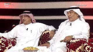 سعيد العويران - آل الشيخ قريب من المسؤولين وهناك ما هو أهم من كرة القدم  #برنامج_الخيمة
