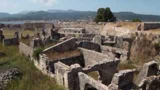Μάρκος Σφέτσας - Το κάστρο της Αγίας Μαύρας, από το 1300 μέχρι σήμερα - The castle of Santa Maura