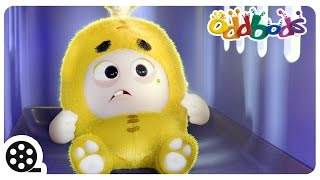 Cartoon | Baby Bubbles Is In Trouble | Oddbods