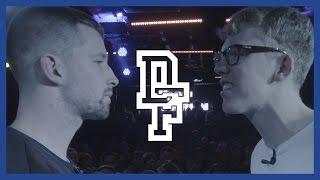 CHARRON VS JUAN | Don't Flop Rap Battle
