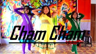 Cham Cham Dance Video BAAGHI | Tiger Shroff, Shraddha Kapoor | kristal klaws Pragati Choreo