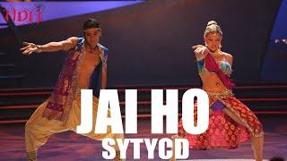 SYTYCD | Season 5 | Caitlin & Jason | Jai Ho | Nakul Dev Mahajan
