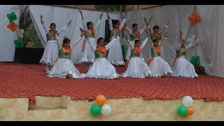 Satyamev Jayate And Jeete Hai Chal// Independance day Dance 2018// Choreographed By Eshu