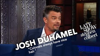 Josh Duhamel Says Transformers Are Less Robots, More Ancient Aliens