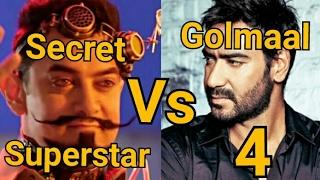 Golmaal 4 Vs Secret Superstar Clash Is Final