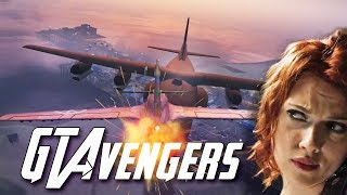 DEATH OF THE AVENGERS? - GTA 5 Gameplay