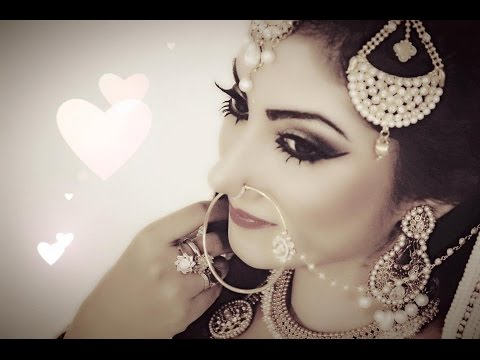 Muslim Bridal Makeup IAsian Bridal makeup| Bangladeshi, Indian, Pakistani wedding makeup