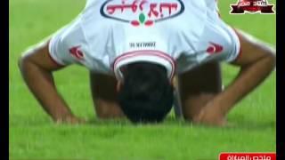 ملخص مباراة الزمالك 2 - 1 طلائع الجيش | الجولة 26 من الدوري المصري
