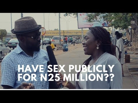 Xxx Mp4 Could You Have Sex Publicly For N25 Million BBNaija2018 Daily Naija 3gp Sex