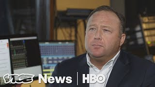 Info From the Fringe with Alex Jones: VICE News Tonight on HBO (Full Segment)