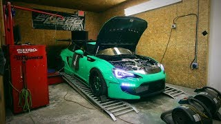 FRS finally get's Dyno'd