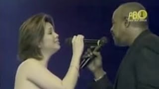 Beauty And The Beast - Regine Velasquez and Peabo Bryson