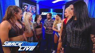 Daniel Bryan adds a stipulation to Charlotte Flair vs. Natalya: SmackDown LIVE, Dec. 5, 2017