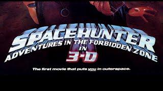 Ray Retro - Spacehunter: Adventures In the Forbidden Zone (1983)