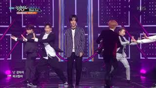 뮤직뱅크 Music Bank - Black Suit - 슈퍼주니어 (Black Suit - Super Junior).20171110