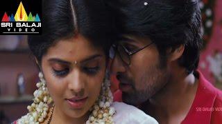 Love You Bangaram Movie Shravya and Rahul Romantic Scene   Sri Balaji Video