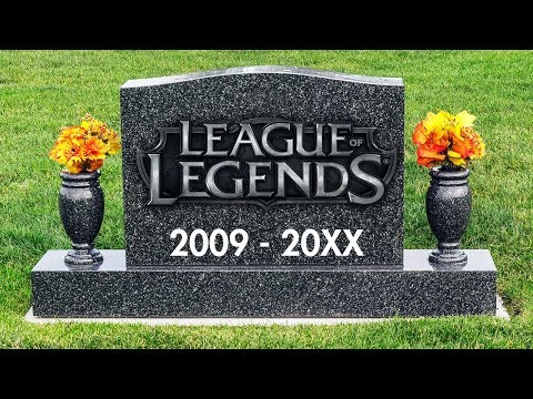 Xxx Mp4 Why League Of Legends Hasn T Died But What Might Kill It 3gp Sex