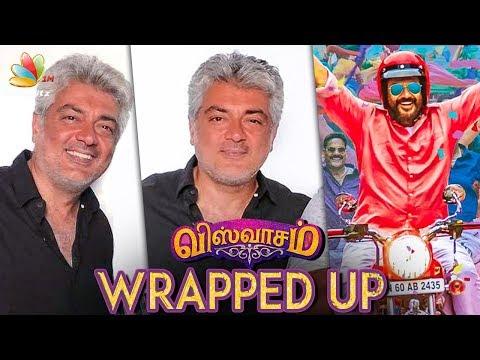 Xxx Mp4 Viswasam Shoot Wrapped Up Ajith Kumar Nayanthara Siva Hot Tamil Cinema News 3gp Sex