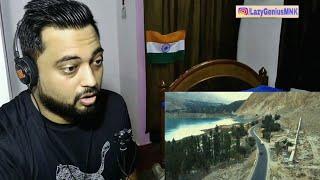 Indian Reacts to Batura Glacier | Taimoor Salahuddin | Part 1