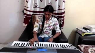 Em cheppanu from nenu sailaja on keyboard by s.mythily