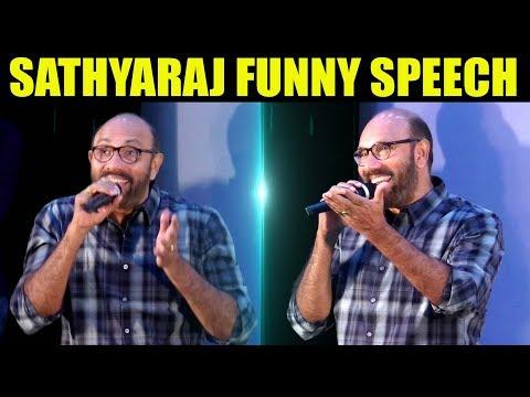 Xxx Mp4 என் Rape Scene க்கு தான் Fan S அதிகம் Sathyaraj Funny Speech Peranbu Chennai Express Tv 3gp Sex