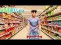 Download Video Download Ken Supermarket Grocery Shopping for Barbie Doll! 🎀 3GP MP4 FLV