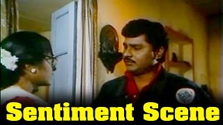 Avasara Police 100 Movie : Bhagyaraj Sentiment Scene