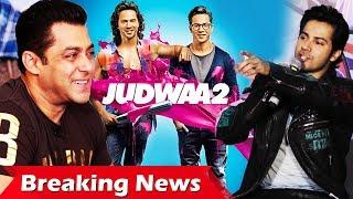 Salman ने दिया Varun के Judwaa 2 का साथ, Varun dhawan बनेंगे अगले Salman Khan