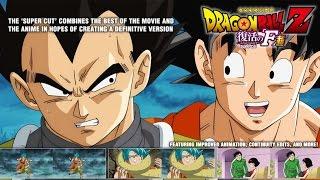 Dragon Ball Z Resurrection F SUPER Cut