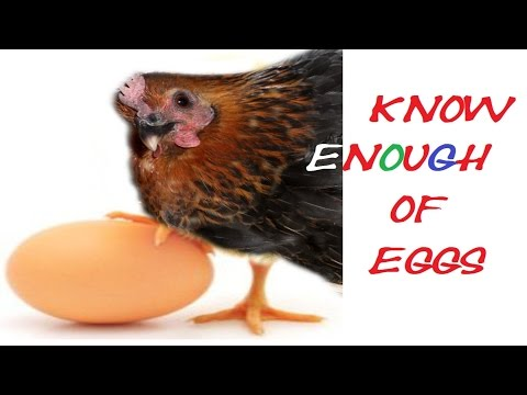 Why egg white is given to cancer patients