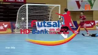 Video: Highlight Tân Hiệp Hưng 2-1 Kim Toàn Đà Nẵng (vòng 1 Futsal HDBank VĐQG 2018)