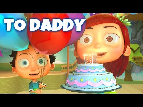 Happy Birthday Song to Daddy