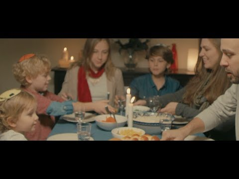 Xxx Mp4 Joshua Aaron Shalom Official Music Video The Shabbat Shalom Song שבת שלום 3gp Sex