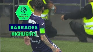 Toulouse FC vs AC Ajaccio Highlights (1-0) - Play-off / 2nd Round / Ligue 1 Conforama 2017-18
