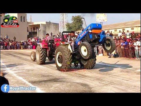 Xxx Mp4 New Holland 3630 Vs Mahindra Arjun 605 Tractor Tochan Ladwa 3gp Sex