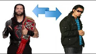 5 WWE Superstars और उनके हमशकल Bollywood celebrities ? WWE Superstars And Their Look Alikes ?