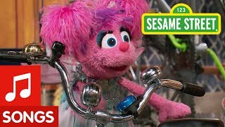 Sesame Street: Making Music with Bike Instruments!