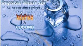 Crystal Clear Air AC Repair Specialist Tampa Florida