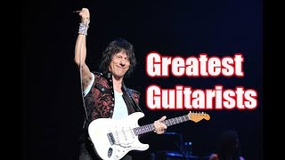 10 Greatest Guitarists and Their Best Solos | Amazing Top 10
