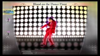 Michael Jackson The Experience Blood On The Dance Floor (PS3) FULL HD