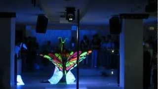 Performance Pole Dance & Body Painting.avi
