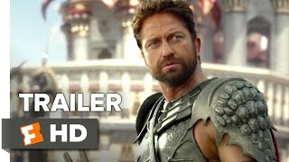 Gods of Egypt Official Trailer #1 (2016) - Gerard Butler, Brenton Thwaites Movie HD