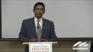 Dinesh D'Souza Destroys Liberal Professor On