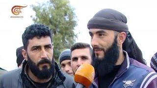 إنضمام 200 مسلح للمصالحة مع الجيش السوري