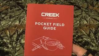 Pocket Field Guild Wilderness Survival Drinks, by Creek Stewart